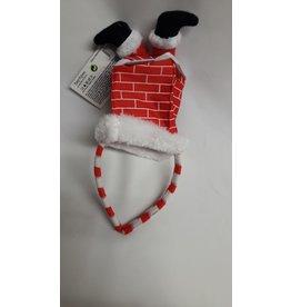 Santa schoorsteen diadeem