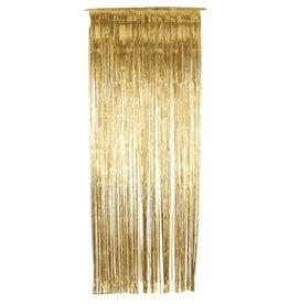 Deurgordijn Goud 244cm x 91cm