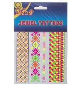 tattoos fluo