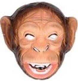 plastiek masker aap