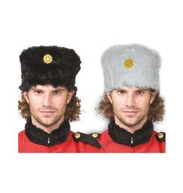 Funny Fashion Kozak hat zwart