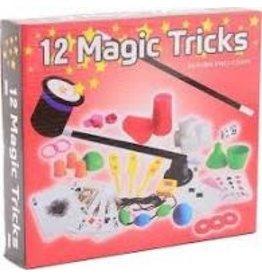 Goocheldoos 12 Magic Tricks