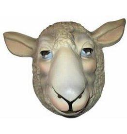 plastiek masker schaap