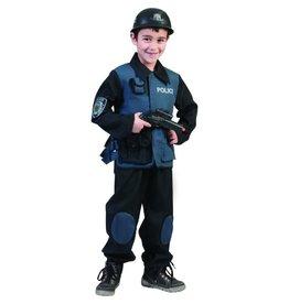 Kostuum politie special forces