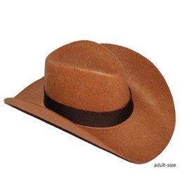 cowboyhoed ranger lichtbruin