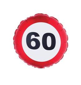 """Folieballon 60 (18"""")"""