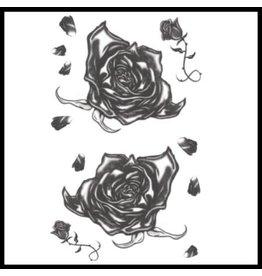 Tattoo Black Roses