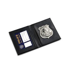 politiebadge + portemonnee