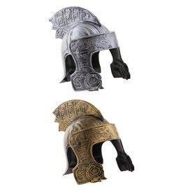 Luxe helm ridder zilver