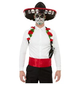 day of the dead kit red