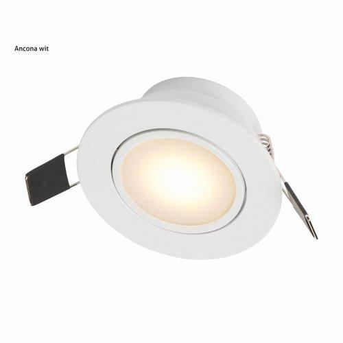 Inbouw Spotlamp Ancona Set (Wit-17112)
