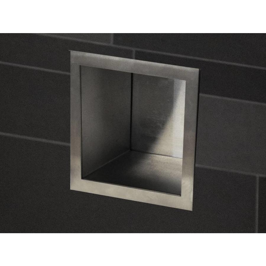 Toilet Reserve Rolhouder Inbouw Rvs