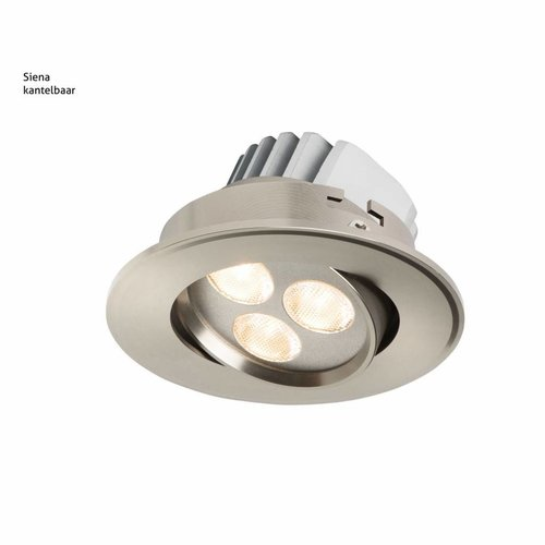 Inbouw Spotlamp Mataro Kantelbaar Set Rvs