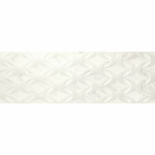 Wandtegel Marbeline Saga White Mat 40X120 Cm P/M2