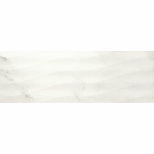Wandtegel Marbeline Over White Mat 40X120 Cm P/M2