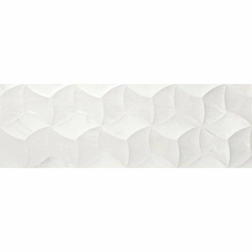 Wandtegel Marbeline Transet Glans Wit 40X120 Cm P/M2