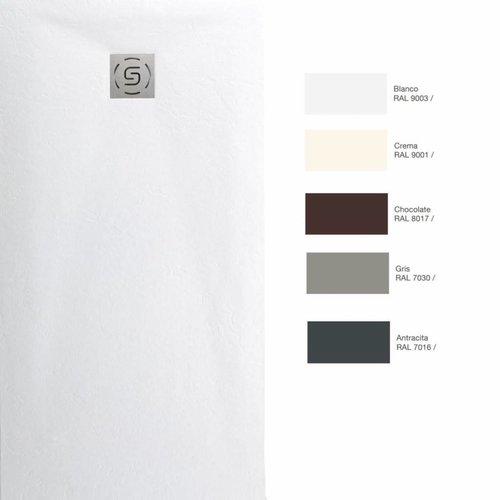 Douchebak Slab Standaard Stone (In Verschillende Maten En Kleuren)