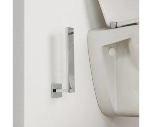 Tiger Toilet Accessoires : Tiger reserve toiletrol houder items muur chroom toilet