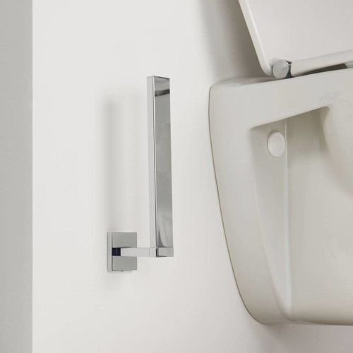Reserve Toiletrol Houder Items Muur Chroom