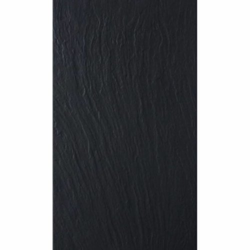 Vloertegel Black Lava Leisteen Look 30X60 P/M²