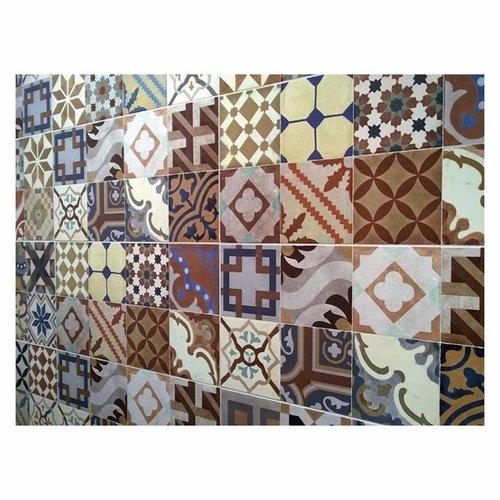 Luchetta Wandtegel Portugese Look 31,6X63,2 Cm, Mat P/M²