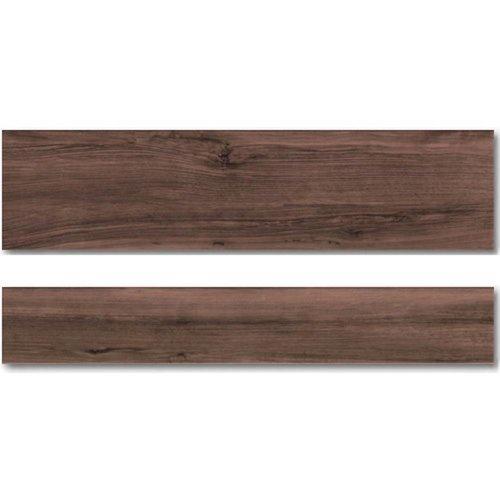 Woodlook Deck Cherry 30X120 Rett, Mat En Gerectificeerd P/M²