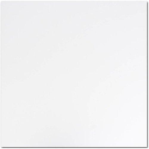 Vloertegel Wit Mat 60X60Cm P/M²