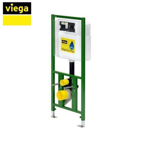 Eco Plus Inbouwreservoir 113 Cm Hoog Met 3-6-9 Liter Spoeling