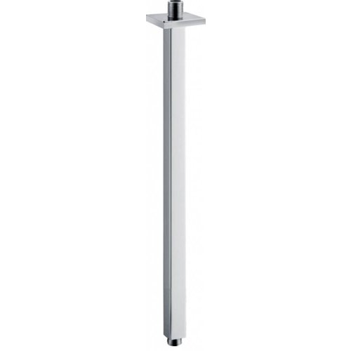Luxe Douche Arm Vierkant Plafondbevestiging 40Cm Chroom