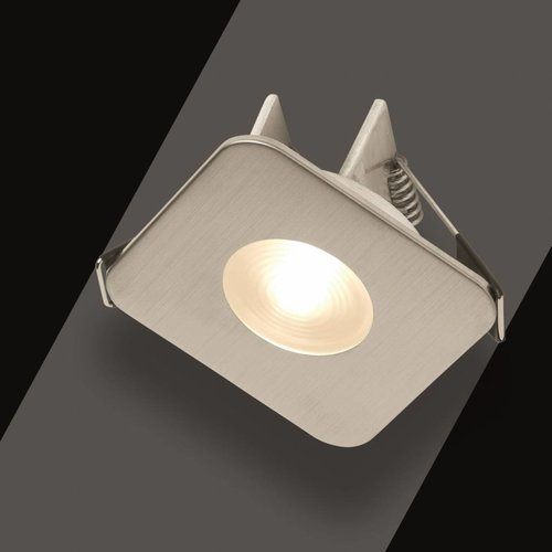 Inbouw Spotlamp Set Mallorca Rvs