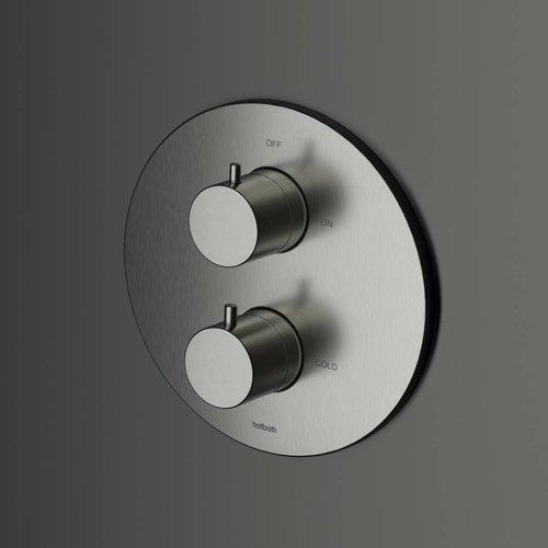 Buddy Inbouw Thermostaat Met 2-Weg Stopomstel 009