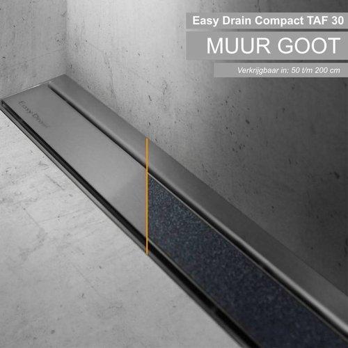 Compact TAF 30 Muurgoot 7cm diep 50 t/m 200 cm