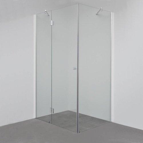 Douchecabine Rechthoekig Light 80X120X200 Cm 6 Mm Glas