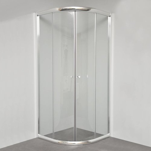 Douchecabine Kwartrond Tris 90 X 90 X 200 Cm 6 Mm Glas