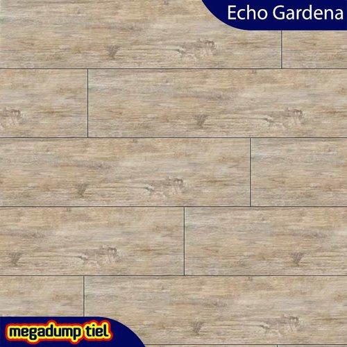 Houtlook Vloertegel Echo Gardena 24,6X100 Cm P/M²