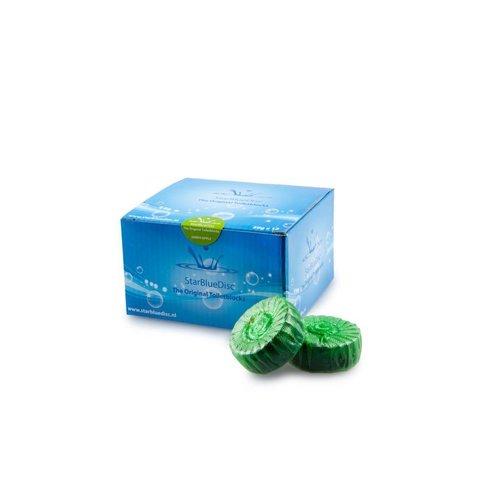 Toiletblokjes Groen