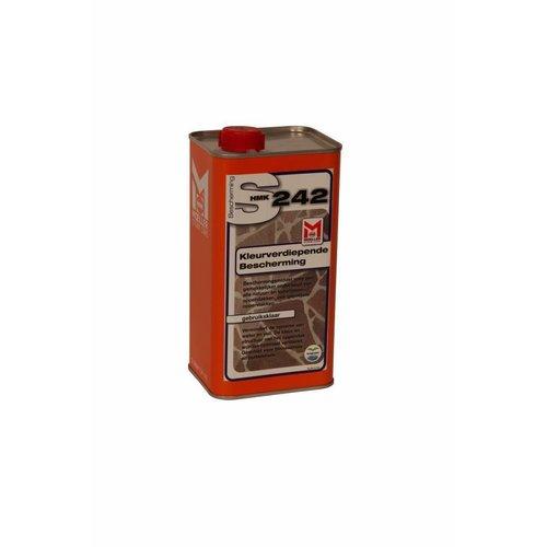 Impregneermiddel Moëller Stone Care Hmk S242 - S42 1 Liter