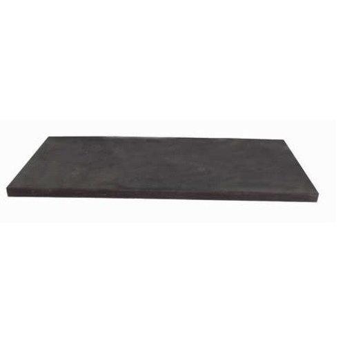 Meubelblad Hardsteen Zwart 120 Cm