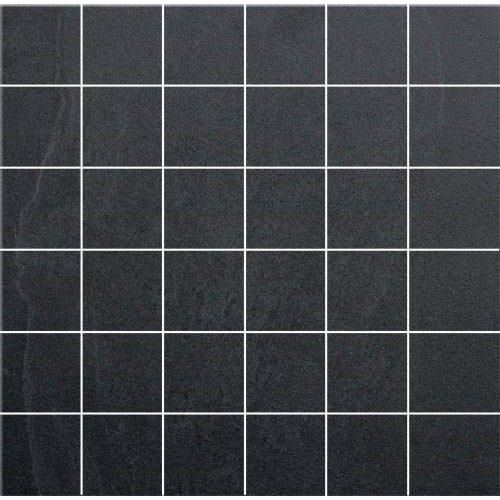 Mozaïek Matjes Leiden Negro 30X30 Cm (Prijs Per Mat)
