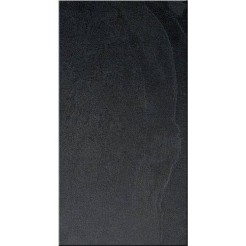 Vloertegel Leiden Negro 33X60 Cm P/M²