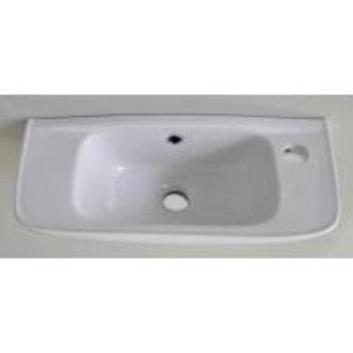 Keramische Fontein De Luxe 51X22 Cm Wit