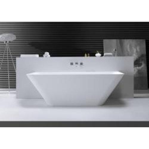 Solid Surface semi-vrijstaand bad  type 3 1790x845x575
