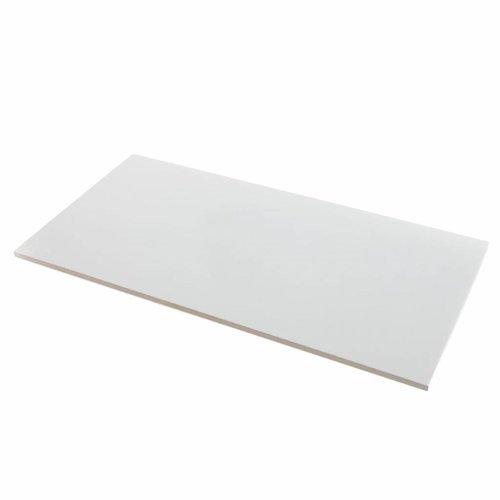 Aktie Partij Wandtegel JS Stone 30x60cm Gerectificeerd Mat Wit (Doosinhoud 0.9m²)