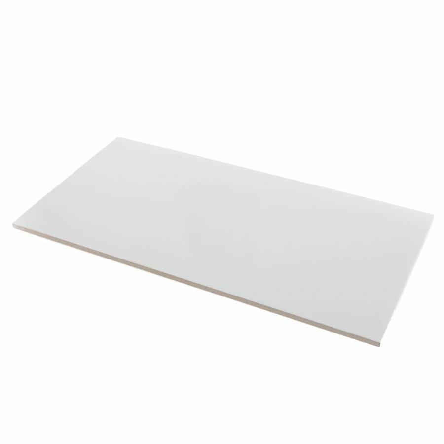 Aktie Partij Wandtegel JS Stone 30x60cm Gerectificeerd Glans Wit (Doosinhoud 0.9m²)