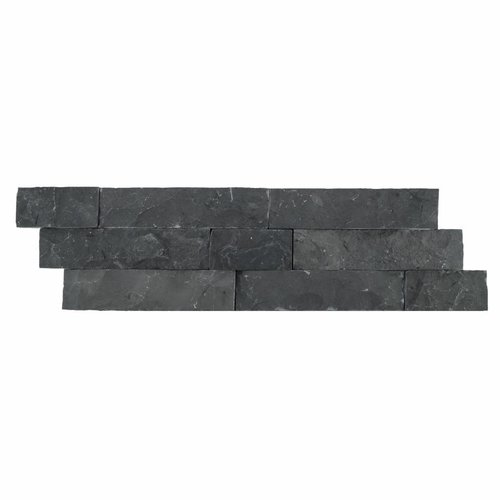 Steenstrips 03 Gray Marmer 15x50 cm (Prijs per M²)
