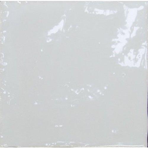 Wandtegel Oud Hollandse witjes Wit 13x13 (Doosinhoud 1 M²)