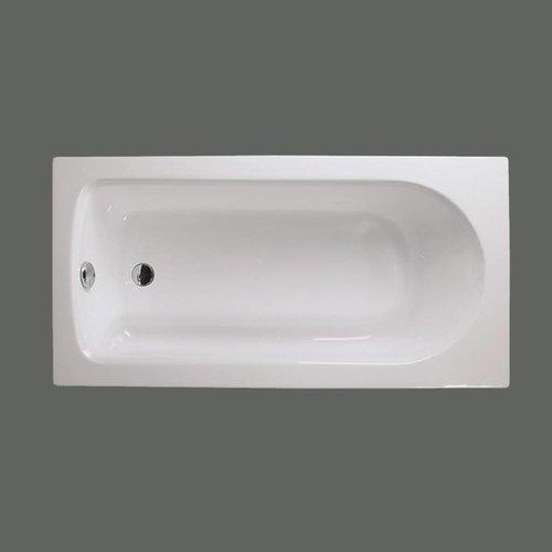 Ligbad Acryl 160x70x60 cm Wit