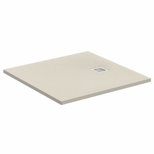 Douchebak Ideal Standard Ultra Flat Solid Vierkant (in 3 afmetingen) Beige
