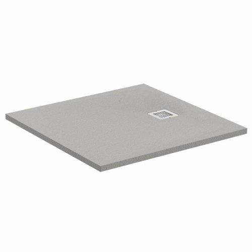 Douchebak Ideal Standard Ultra Flat Solid Vierkant (in 3 afmetingen) Grijs