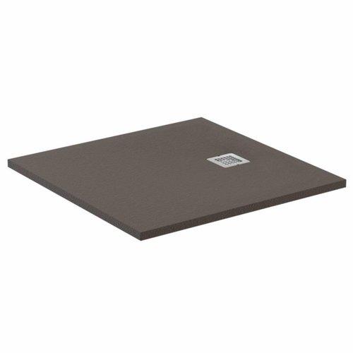 Douchebak Ideal Standard Ultra Flat Solid Vierkant (in 3 afmetingen) Bruin